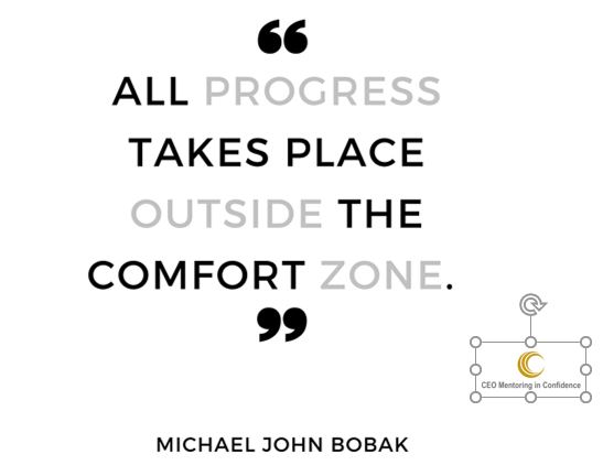 progress, business, quote, michael john bobak